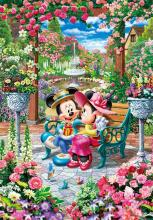 1000Pieces Puzzle Disney Koisaki Ro...