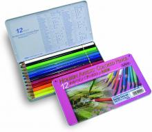 Holbein color pencil 12 color desig...