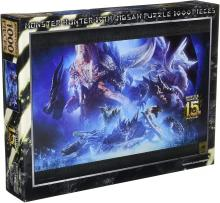1000TPieces Puzzle Monster Hunter 1...
