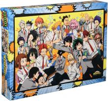 1000TPieces Puzzle My Hero Academia OUR SCHOOL LIFE! (51x73.5cm)