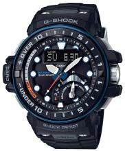 CASIO G-SHOCK GULFMASTER Radio Solar GWN-Q1000A-1AJF Men's Black