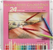 Holbein color pencil 24 color set