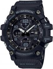 CASIO G-SHOCK MUDMASTER Radio Solar GWG-100-1AJF Men's Black