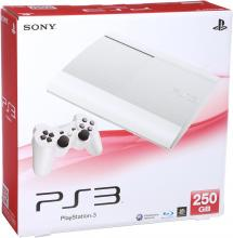 PlayStation 3 Classic White 250GB (...