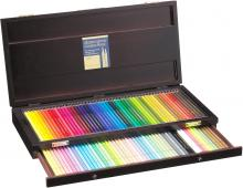 Holbein color pencil 100 colors set...