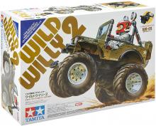 TAMIYA 1/10 Electric RC Car Series No.242 Wild Willy 2 Off-Road 58242