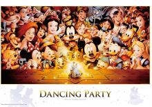 1000Pieces Puzzle Disney Dancing Pa...