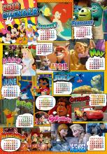 1000Pieces Puzzle Disney 2018 Calen...