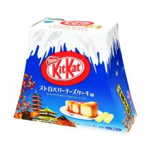 Kit Kat Mount Fuji Pack, Strawberry Cheesecake Flavor [pantry]