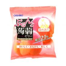 Konjac Jelly, Peach[pantry]