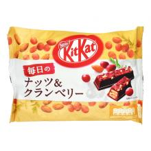 Kit Kat Daily Nuts & Cranberries[pa...