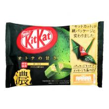Kit Kat Mini Adult Sweetness Dark Matcha[pantry]