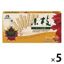 Morinaga Confectionery Twig (Maple Flavor) Chocolate Sweets x 5 [pantry]