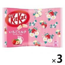 Nestle Japan KitKat Mini Strawberry...