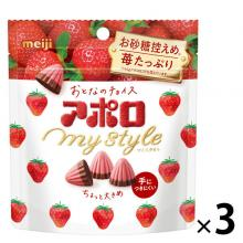 Meiji Apollo My Style Chocolate Swe...