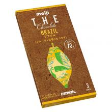 Meiji The Chocolate Brazil Cacao 70...