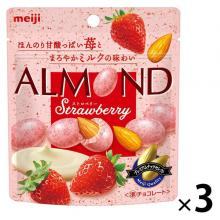 Meiji Almond Chocolate Strawberry N...