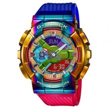 CASIO Rainbow G-Shock Metal Covered GM-110RB-2AJF