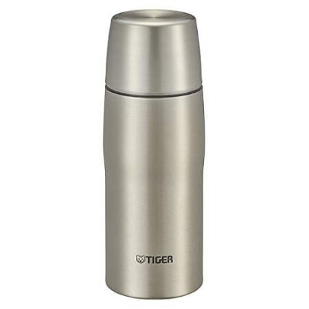 Stainless steel bottle with tiger cup MJD-A036XC Made in Japan