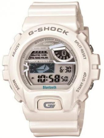 GB-6900AA-7JF White for CASIO G-SHOCK Bluetooth Low Energy