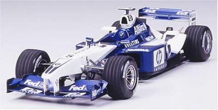 TAMIYA 1/20 Grand Prix Collection Series No.55 Williams BMW FW24 Plastic Model 20055