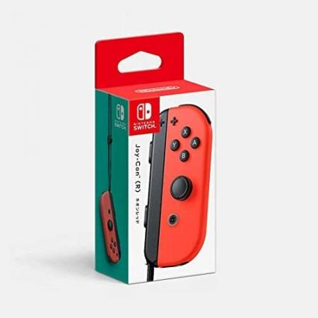 Nintendo Switch Joy-Con (R) Neon Red