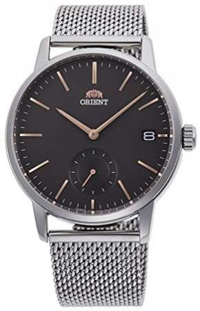 ORIENT Contemporary contemporary Basic Concept Basic concept Mesh Small seconds RN-SP0005N Men's Silver