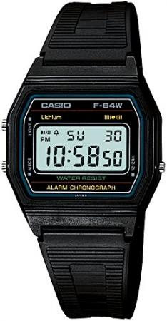 CASIO Wristwatch Standard F-84W-1