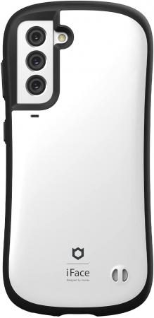 iFace First Class Standard Galaxy S21 5G Case (White)