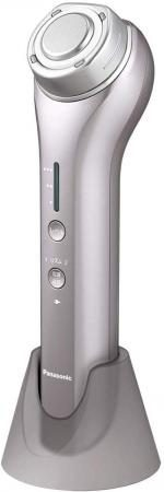 Panasonic beauty face device RF (radio wave) overseas correspondence cordless silver EH-SR72-S