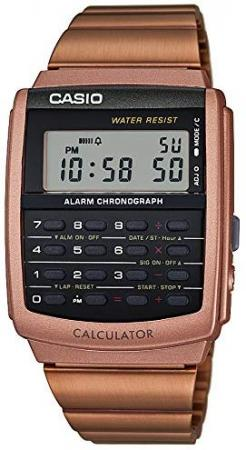 CASIO Wristwatch Standard CA-506C-5AJF Brown