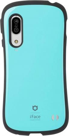 iFace First Class Standard AQUOS sense3 / 3 lite / 3 basic / Android One S7 Case (Emerald)