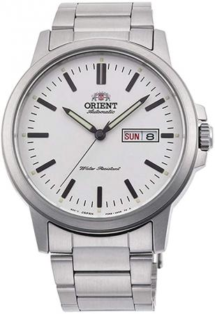 Orient Contemporary Watch RA-AA0C03S19B-Stainless Steel Mens Automatic Analog