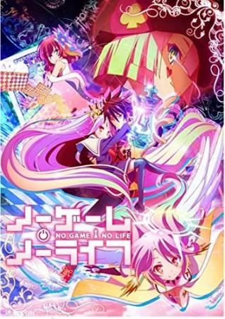 Weiss Schwarz Booster Pack No Game No Life BOX