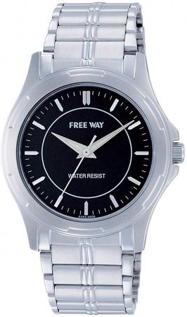CITIZEN Q&Q FREE WAY AA93-0006 Silver