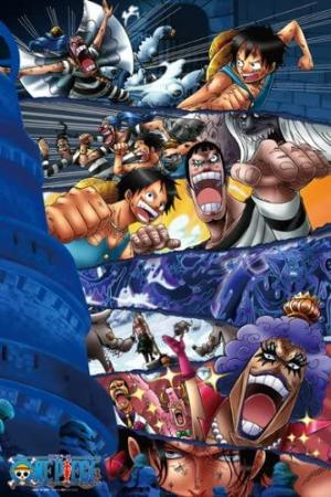 1000 Piece One Piece Infiltrate! Great Prison Impel Down!! 1000-141