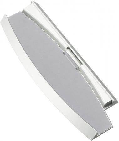 PlayStation 3 (CECH-2000 series) dedicated vertical stand Classic White (CECH-ZS1JLW)