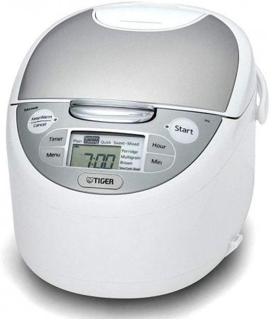 Overseas Supported Rice Cooker Tiger JAX-S10A WZ 240V Made in Japan