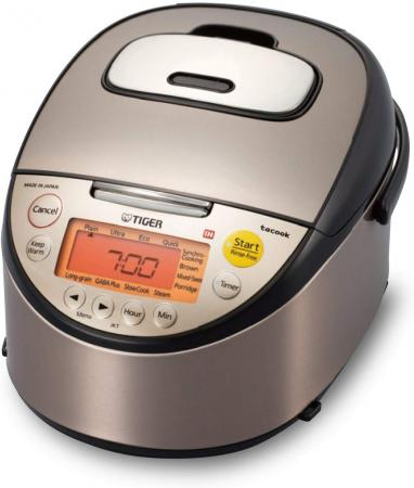 Overseas Supported IH rice cooker Tiger JKT-S10A 5 cup 240V Made in Japan