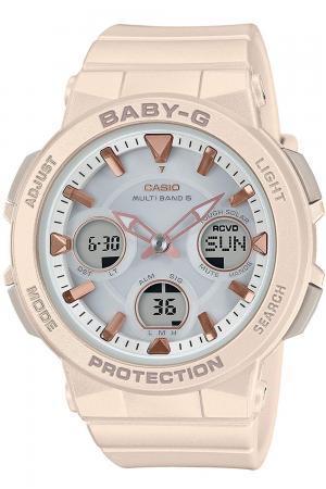 Baby-G radio solar BGA-2510-4AJF Ladies