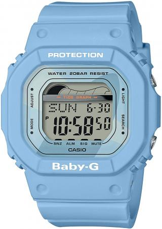 CASIO Baby-G G-LIDE BLX-560-2JF Ladies Blue