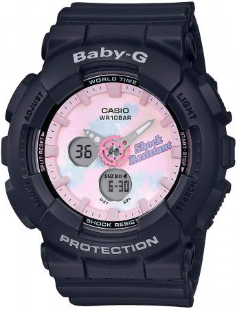 CASIO Baby-G Summer Grddation Dial BA-120T-1AJF Ladies Black