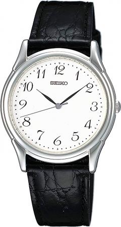 SEIKO Watch Spirit Quartz Pair Watch Hard Rex SBTB005 Black