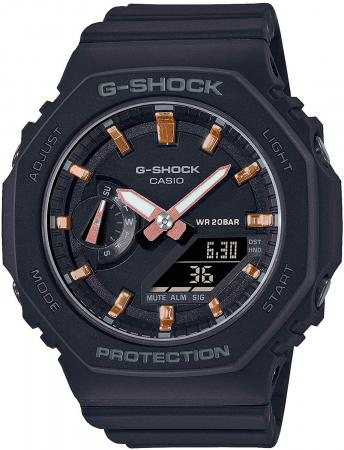 CASIO G-SHOCK GMA-S2100-1AJF Men's Black