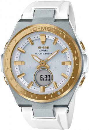 CASIO Baby-G G-MS 25th Anniversary Model MSG-W225-7AJR Ladies White