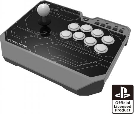[PS5 operation confirmed] Fighting stick for PlayStation®4 / PlayStation®3 / PC [SONY licensed product]