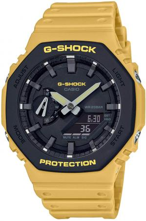 CASIO G-SHOCK Utility Color Carbon Core Guard Structure GA-2110SU-9AJF Men's