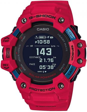 CASIO G-SHOCK G-SQUAD GBD-H1000-4JR Men's