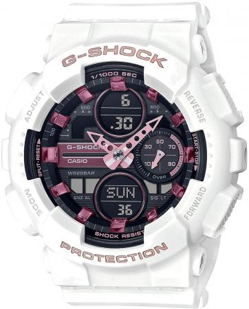 CASIO G-SHOCK GMA-S140M-7AJF Men's White