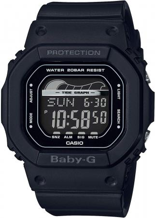 CASIO Baby-G G-LIDE BLX-560-1JF Ladies Black